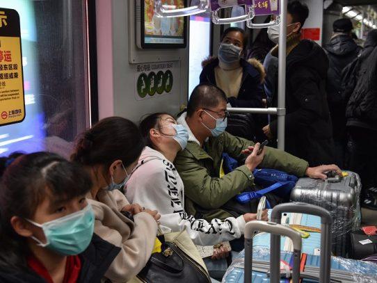 Primer muerto en Shanghái por el coronavirus