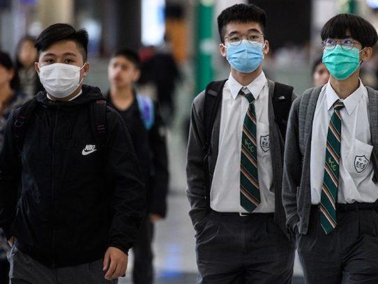 China informó que estudiantes extranjeros no han sido contagiados con coronavirus