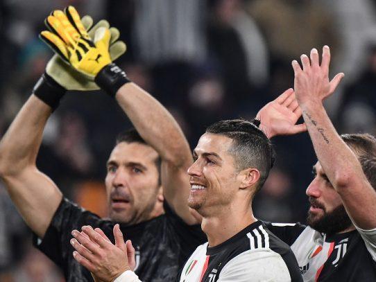 Juventus vence 3-1 a Roma y pasa a semifinales en Copa de Italia