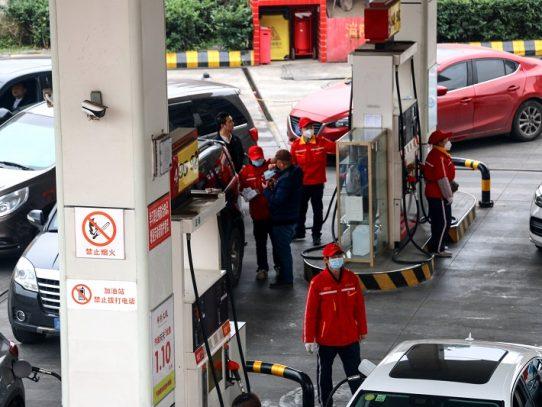 El petróleo bajó por la amenaza del virus que afecta a China