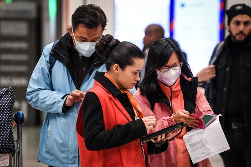 Ecuador reporta primer caso sospechoso de coronavirus