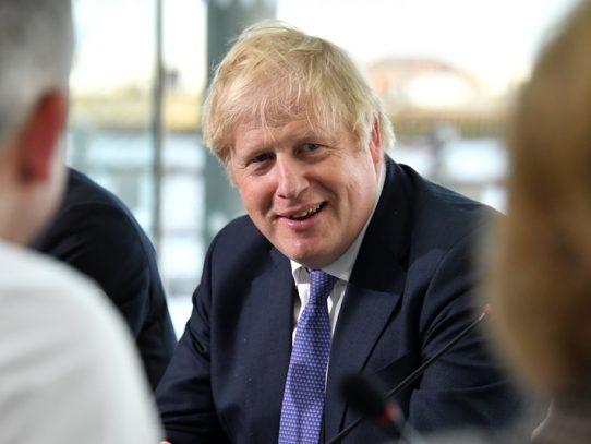 Boris Johnson, un político controvertido que se legitima con el Brexit