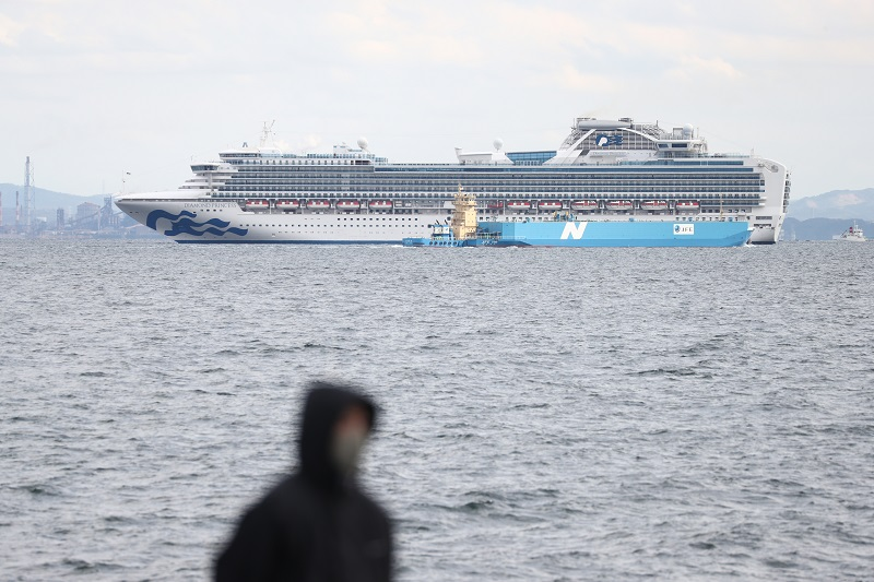 Japón: Muere el cuarto pasajero del Diamond Princess por coronavirus