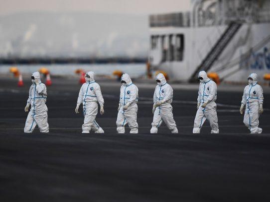 Primera muerte debido al nuevo coronavirus en Japón