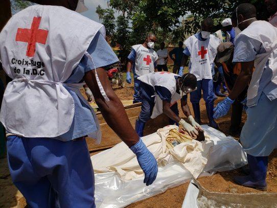 Una nueva epidemia de Ebola se expande en la RD Congo