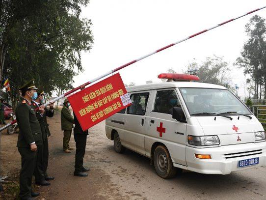 Una ciudad de Vietnam en cuarentena tras registrar seis casos del nuevo coronavirus