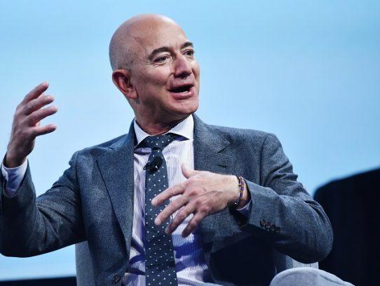 Dueño de Amazon destinará USD 10.000 millones a fondo contra el cambio climático