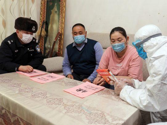 Nuevo brote de coronavirus descubierto en Xinjiang, China