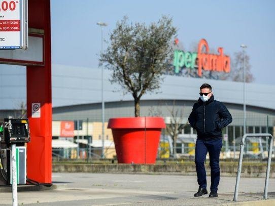 Dos muertos por el nuevo coronavirus en Italia, donde hay varias ciudades aisladas