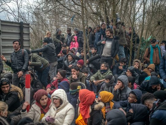 Erdogan afirma que dejará las fronteras hacia Europa abiertas para los migrantes