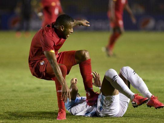 Panamá vence 2-0 en juego amistoso como visitante a Guatemala