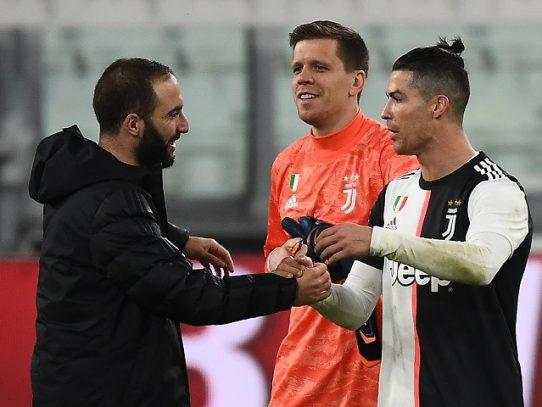 Higuaín vuelve a Italia y la Juventus ya está al completo