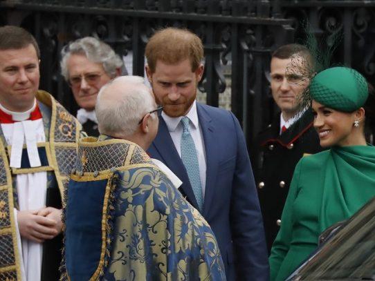Enrique y Meghan dicen adiós a la realeza antes de emprender su nueva vida