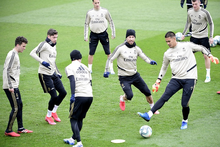 El coronavirus pone a la Liga y al Real Madrid en cuarentena