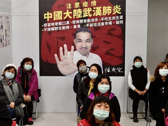 """Taiwán exige disculpas al OMS por """"acusaciones sin fundamento"""""""