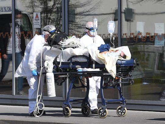 20 muertos en una residencia para ancianos en Francia posiblemente por el coronavirus