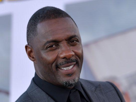 "Actor británico Idris Elba, de ""The Wire"", da positivo al COVID-19"
