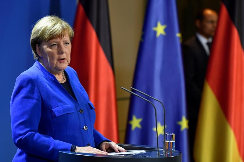 Canciller de Alemania reitera advertencias sobre Covid-19