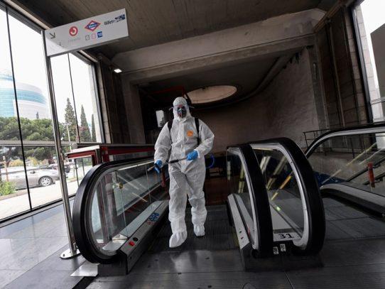 España supera el millar de fallecimientos por coronavirus