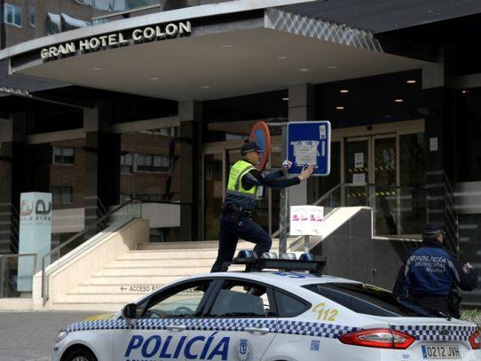 Madrid adapta un hotel para atender contagiados del coronavirus