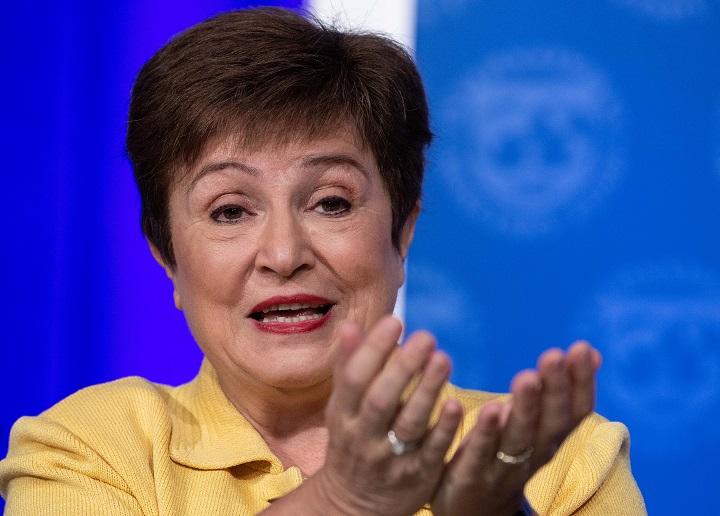 La recesión mundial por COVID-19 podría ser peor que la de 2009, dice jefa FMI