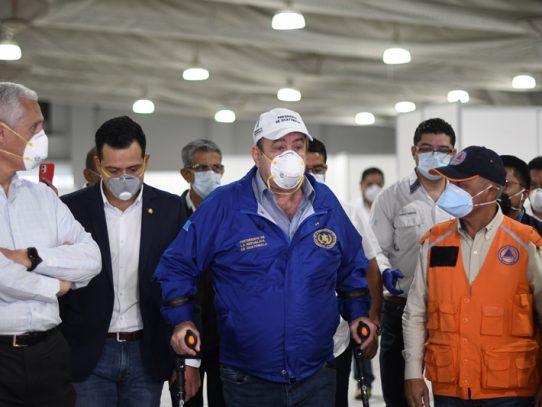 Guatemala declara toque de queda parcial por coronavirus