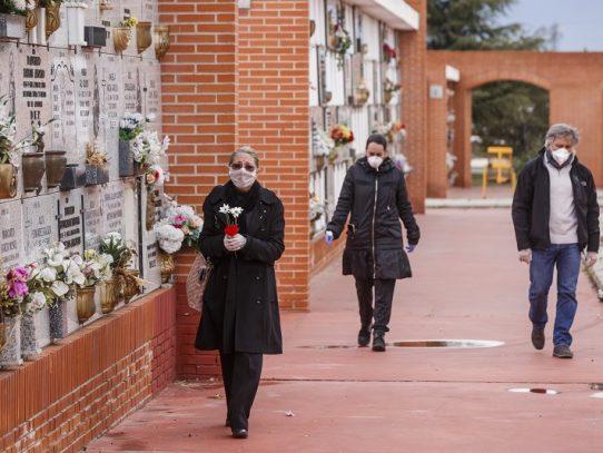 España pide ayuda a la OTAN al registrar nuevo récord de muertes