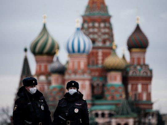 Moscú comienza confinamiento por coronavirus