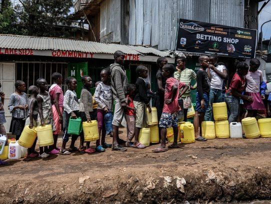 50 millones de personas amenazadas de hambruna en África del oeste debido a pandemia, sequía y violencia
