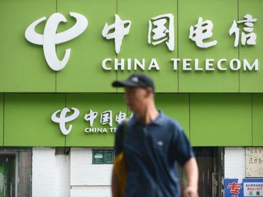 Washington amenaza con bloquear el acceso de China Telecom al mercado de EEUU