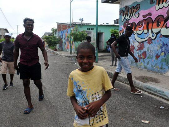 Cientos de niños son evacuados de las calles de Nigeria debido a pandemia