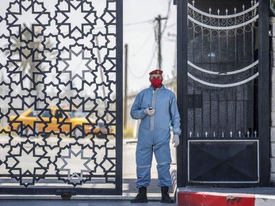 Hamas reabre temporalmente la frontera de Gaza con Egipto pese al virus