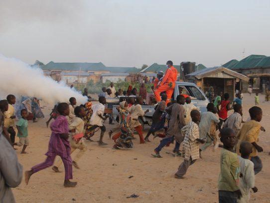 Al menos 5 muertos en estampida durante reparto de ayuda humanitaria en Nigeria