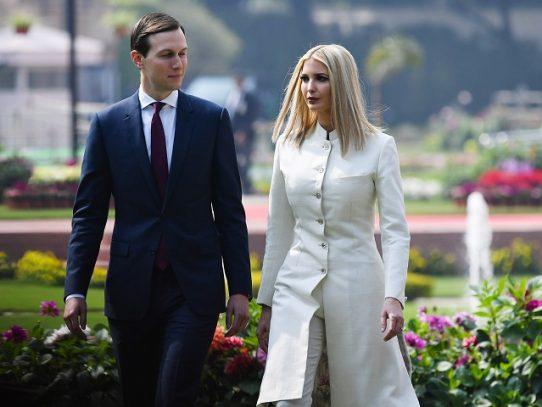 La hija de Trump y su yerno ignoraron confinamiento en viaje durante la Pascua