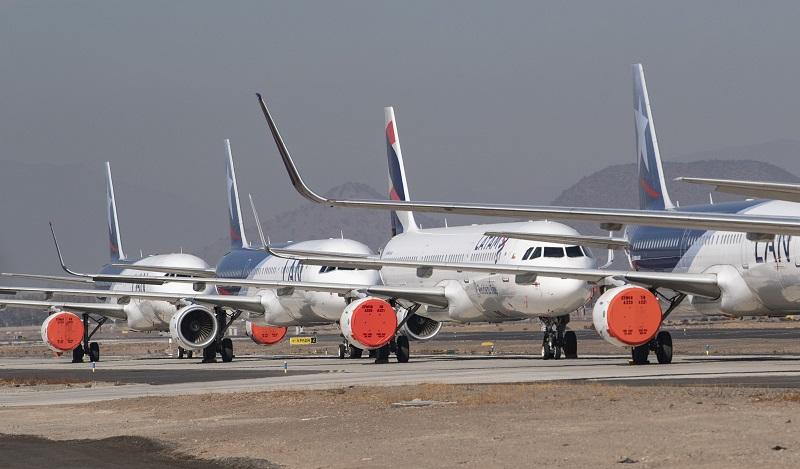 Venezuela extiende por sexto mes consecutivo prohibición de vuelos comerciales