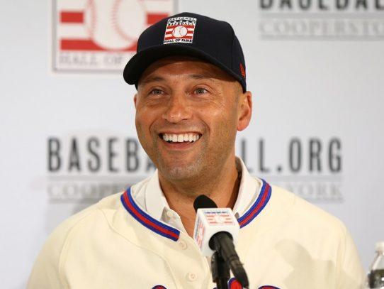 Derek Jeter, exastro de los Yankees, dona salario en plena lucha contra la COVID-19