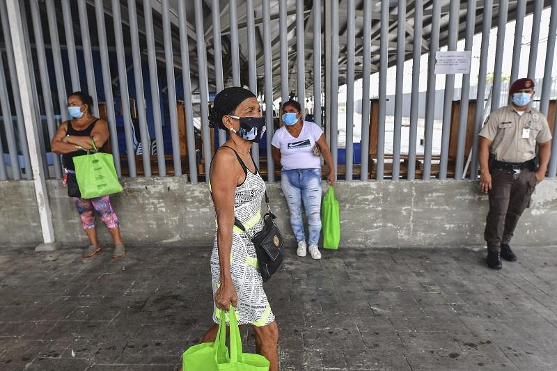 Panamá reporta 379 nuevos contagios y 403 muertes por Covid-19