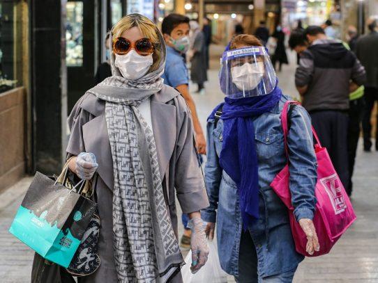 Irán se prepara para una reanudación de la actividad pese a crisis sanitaria