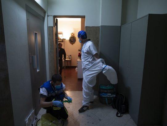 El número diario de muertos por el virus cae en España por debajo de 200