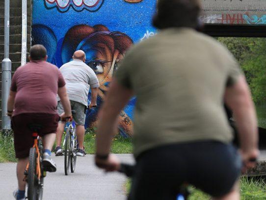 La obesidad es el gran factor de riesgo para los jóvenes adultos con covid-19