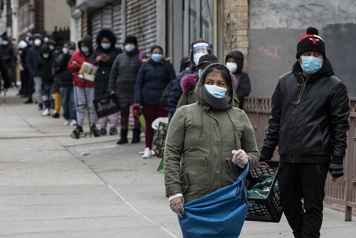 Un estudio señala mayor riesgo por coronavirus para las minorías étnicas