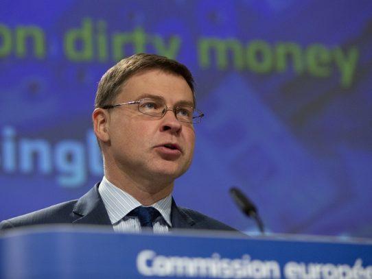 Bruselas propone incluir en su lista negra sobre blanqueo de dinero a Panamá y Nicaragua