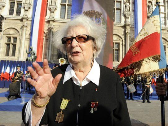 Muere a los 101 años heroína de Resistencia francesa, el día de la conmemoración del fin de la guerra