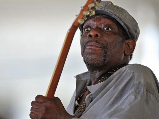 Muere el músico de blues estadounidense Lucky Peterson