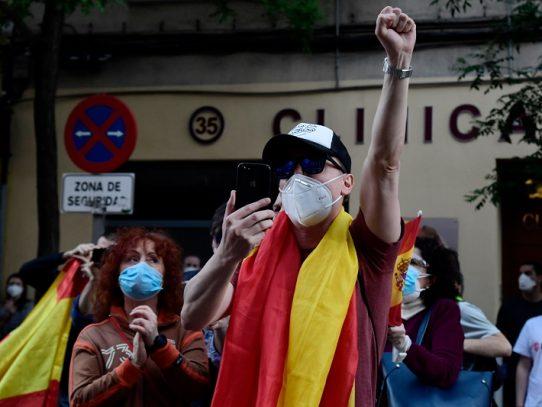 Millones de españoles inician un desconfinamiento aún negado a Madrid y Barcelona