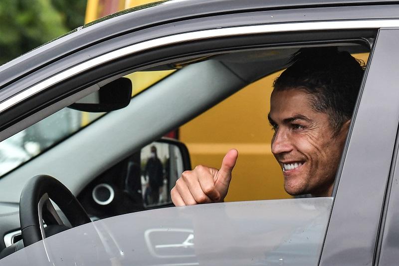 La academia del Sporting Portugal tomará el nombre de Cristiano Ronaldo