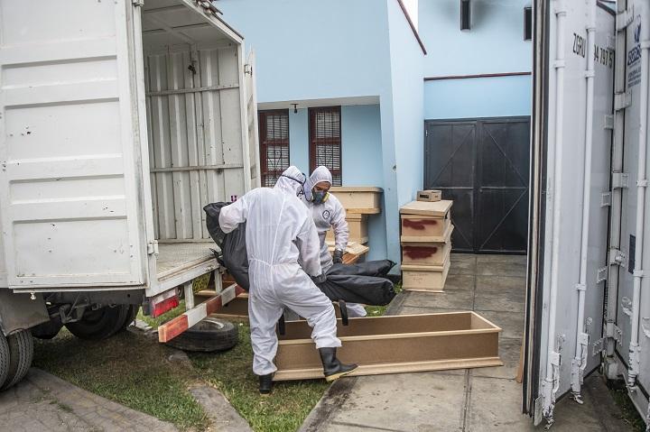 América Latina y el Caribe superan las 50.000 muertes por Covid-19