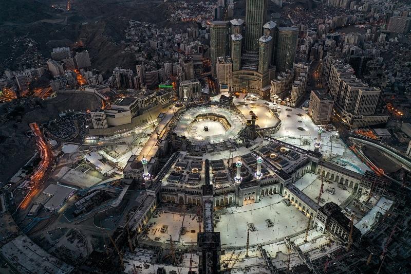 La Meca se prepara para acoger a un número muy limitado de peregrinos