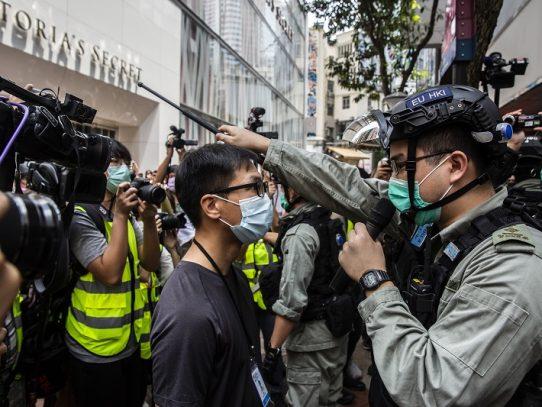 "China promete un ""contraataque"" a EE.UU. tras los anuncios de Trump sobre Hong Kong"