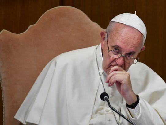 """El papa considera que """"la migración no es una amenaza para el cristianismo"""""""